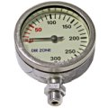 DIR ZONE Finimeter 52mm 200bar Chrom