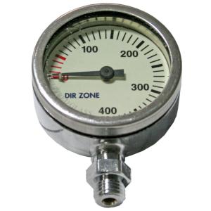 DIR ZONE Finimeter 52mm 300bar Chrom