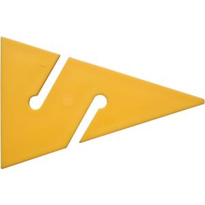 DIR ZONE Cave Arrow gelb 90 mm