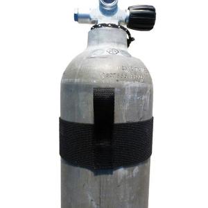 D-luxe Tankstrap für Aluflasche 7l