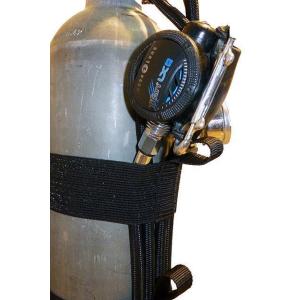 D-luxe Tankstrap für Aluflasche 40cf