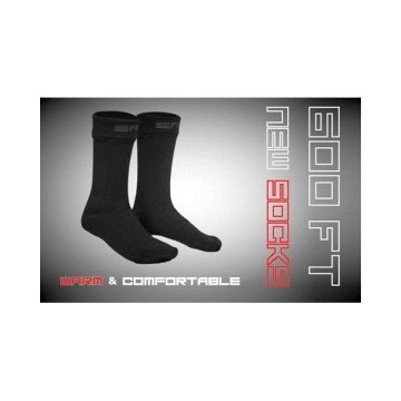 600FT Thermoaktive Socken