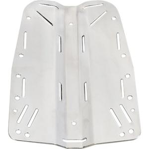 DIR ZONE Backplate Aluminium 3mm