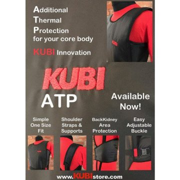 KUBI ATP Additional Thermal Protection