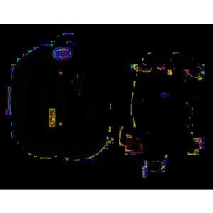 DUX GENES 20 BC System 3mm ALUMINIUM Backplate