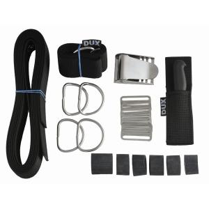 DUX Harness Set verstellbar komplett