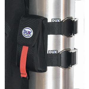 DUX Bleitaschen 2x4,5kg für Monoflaschen