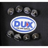 DUX Edelstahl Schraubenset Storage Back