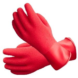 KUBI Dry Glove System HD-Handschuhe ROT M-8,5
