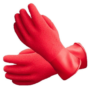 KUBI Dry Glove System HD-Handschuhe ROT L-9,5