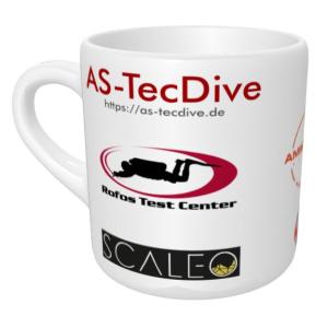 AS-TecDive Kaffeepott