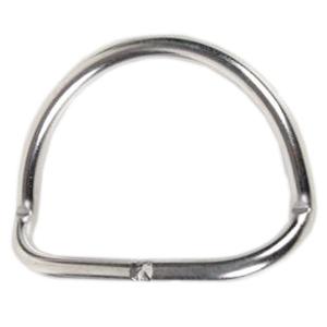 D-Ring SS 50 mm 45° abgewinkelt