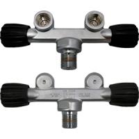 DIR ZONE / Polaris Doppelventil T-Form 230 bar
